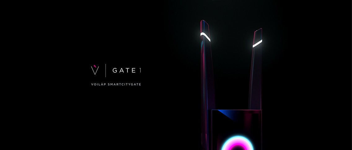 Voilàp rivela Smart City Gate a SCEWC19