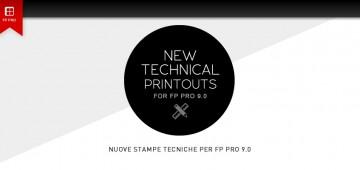 Nuove Stampe Tecniche per FP PRO 9.0 Emmegisoft