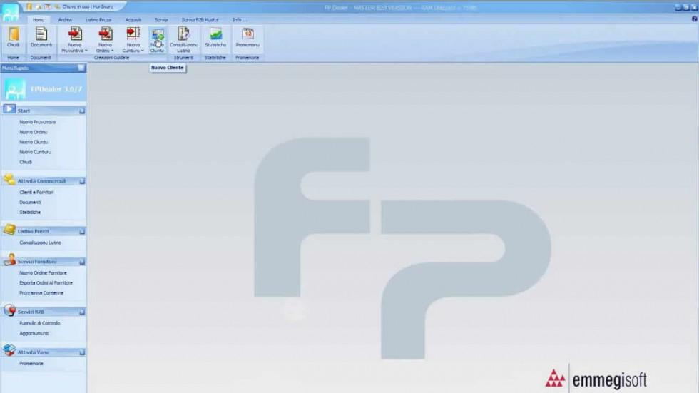 FP DEALER - Introduction Emmegisoft