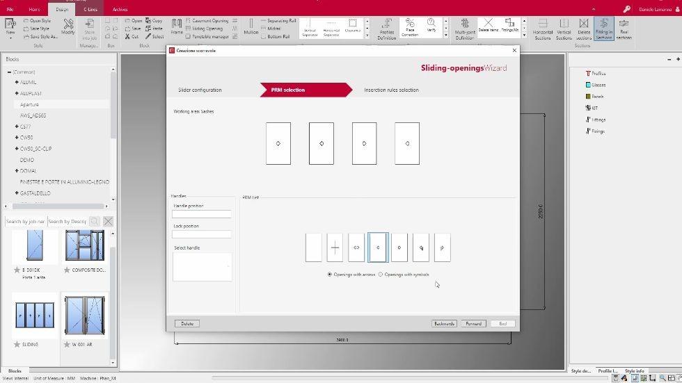 FP PRO - Design of a new style Emmegisoft